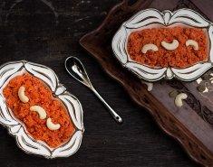 Ινδικός Χαλβάς καρότου  - Images