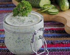 Κρύα σούπα με αγγούρι - Images
