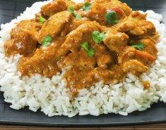 Κοτόπουλο με κάρυ και ρύζι - Images