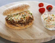 Pulled Pork & Coleslaw - Images