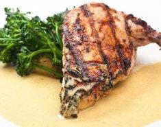 Κοτόπουλο με σάλτσα μουστάρδας - Images