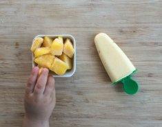 Παγωτό μάνγκο και καρύδα  - Images