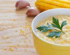 Σούπα καλαμποκιού - Images