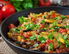 Ρατατούιγ λαχανικών - Images