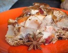 Γλυκιά πίτα με αχλάδια - Images