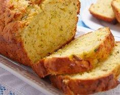 Ψωμί με κολοκύθι και παρμεζάνα - Images