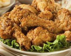 Πικάντικες φτερούγες κοτόπουλου  - Images