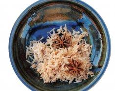 Ρύζι κανέλας μπασμάτι με αστεροειδή γλυκάνισο - Images