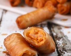 Μπουρεκάκια με ζαμπόν και τυρί - Images