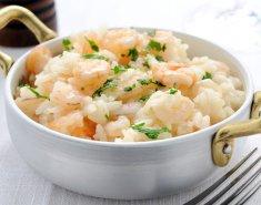 Ριζότο με γαρίδες - Images
