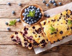 Κέικ με μαρμελάδα βατόμουρο Stute χωρίς ζάχαρη - Images