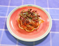 Γαρίδες Blue Island στο φούρνο με βούτυρο και λεμόνι - Images