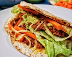 Mexican wraps - Images