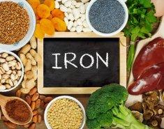 Σίδηρος: Το απαραίτητο μέταλλο στη διατροφή μας - Κεντρική Εικόνα