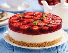 Γλυκό ψυγείου με μαρμελάδα φράουλα Stute χωρίς πρόσθετη ζάχαρη - Images