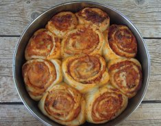 Λαχταριστά ρολά πίτσας - Images