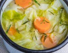 Σούπα λάχανο - Images
