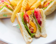 Club sandwich - Images