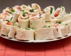Το πιάτο της εβδομάδας: Wrap με τόνο - Κεντρική Εικόνα