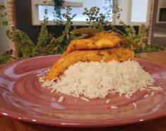Ινδία - Σολωμός με σάλτσα από μουστάρδα - Images