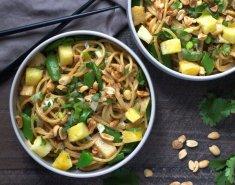 Noodles με ανανά - Images