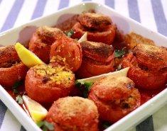 Ντομάτες γεμιστές με χταπόδι Blue Island  - Images