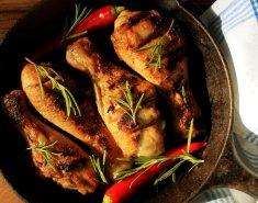 Καυτερές τηγανιτές φτερούγες κοτόπουλου - Images