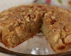 Ιταλικό κέικ με μήλα  - Images