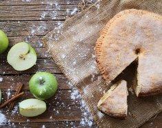 Αυθεντική Αμερικανική μηλόπιτα - Images