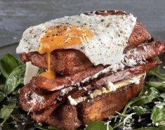 Αυγόφετες σάντουιτς - Images