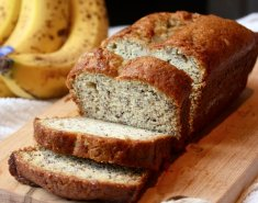 Κέικ μπανάνα με βρώμη Mornflake  - Images