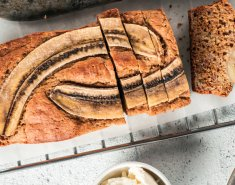 Banana bread - Images