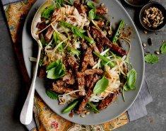 Noodles με μοσχαράκι  - Images
