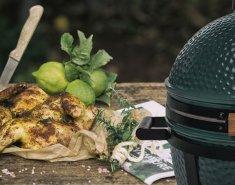 Κοτόπουλο πεταλούδα σε Aρωματική Mαρινάδα ψημένο στο Big Green Egg - Images