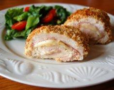 Κοτόπουλο Cordon Bleu - Images
