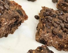 Healthy chocolate brownies - Images