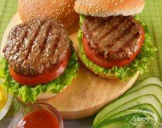 Burger με μπιφτέκι κοτόπουλου Foodsaver - Images