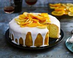 Κέικ Λεμονιού με γλάσο  - Images