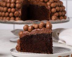 Φανταστική τούρτα με σοκολατάκια maltesers - Images