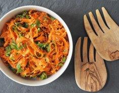 Σαλάτα με καρότο και μπαχαρικά  - Images