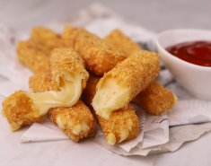 Mozzarella sticks - Images