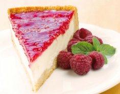 Cheesecake με σοκολάτα και raspberry - Images