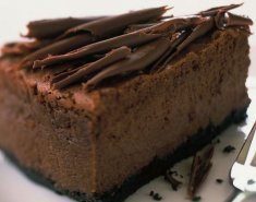Cheesecake με πραλίνα φουντουκιού  - Images