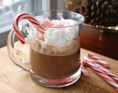 Ζεστή Χριστουγεννιάτικη σοκολάτα - Images