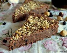 Σοκολατένιο κέικ με ελαιόλαδο - Images