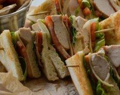 Το κλασικό club sandwich - Images