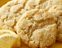 Μπισκότα λεμονιού  - Images