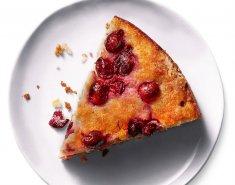 Κέικ με ρικότα και cranberries - Images