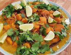 Sweetpotato curry (Σρι Λάνκα) - Images