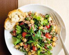 Δροσερή Σαλάτα με Paul's Finest Quinoa - Images